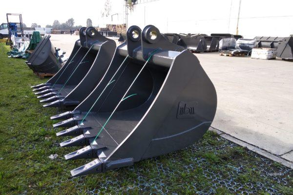 Benna Standard 1500mm 1.5m3